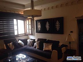 Apartment 2 bedrooms 1 bath 125 sqm super lux For Rent Mohandessin Giza - 8