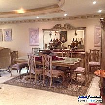 Apartment 2 bedrooms 1 bath 125 sqm super lux For Rent Mohandessin Giza - 10