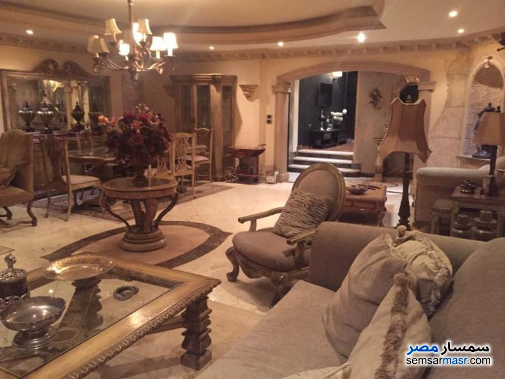 Photo 11 - Apartment 2 bedrooms 1 bath 125 sqm super lux For Rent Mohandessin Giza