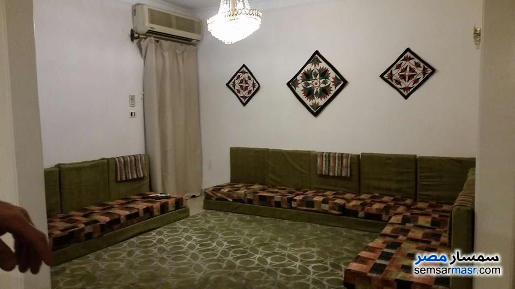 Photo 6 - Apartment 2 bedrooms 1 bath 100 sqm super lux For Rent Mohandessin Giza