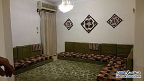 Apartment 2 bedrooms 1 bath 100 sqm super lux For Rent Mohandessin Giza - 6