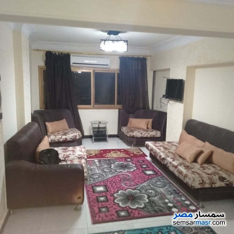 Photo 1 - Apartment 3 bedrooms 1 bath 125 sqm super lux For Rent Faisal Giza