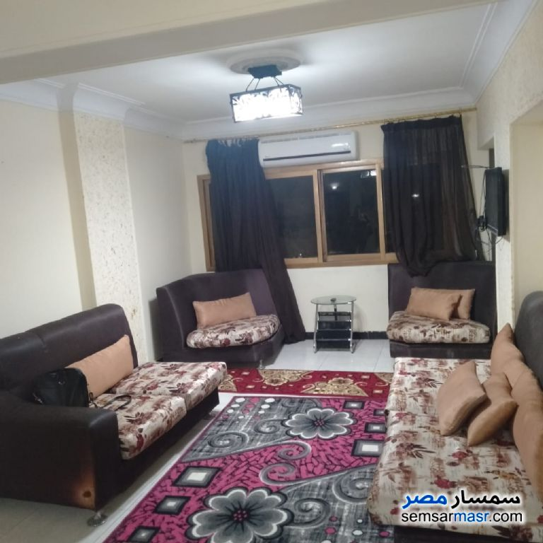 Photo 2 - Apartment 3 bedrooms 1 bath 125 sqm super lux For Rent Faisal Giza