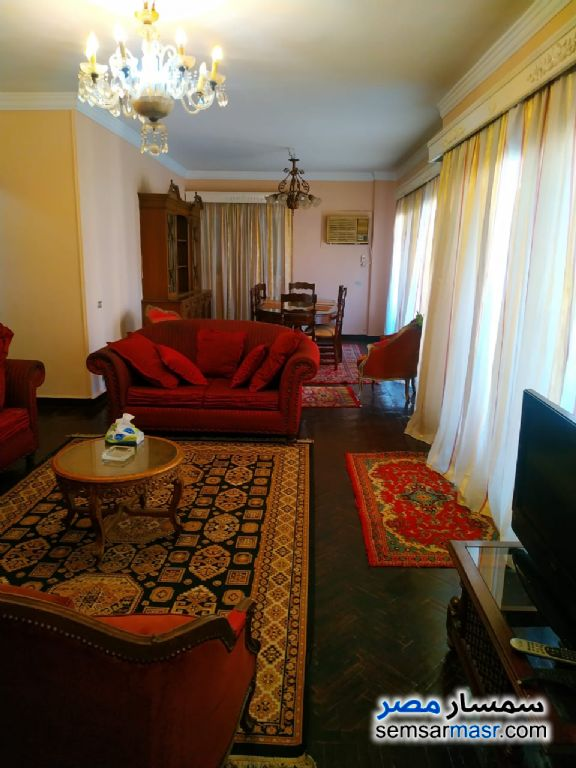 Photo 1 - Apartment 3 bedrooms 3 baths 200 sqm super lux For Rent Mohandessin Giza