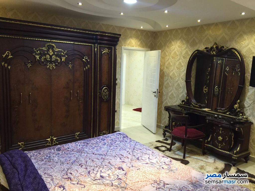 Photo 4 - Apartment 3 bedrooms 2 baths 180 sqm super lux For Rent Mohandessin Giza