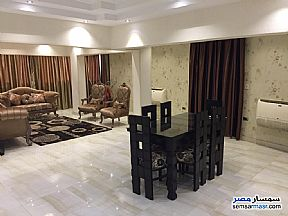 Apartment 3 bedrooms 2 baths 180 sqm super lux For Rent Mohandessin Giza - 5
