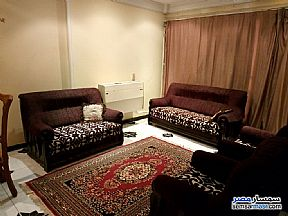 Apartment 2 bedrooms 1 bath 140 sqm super lux For Rent Mohandessin Giza - 5