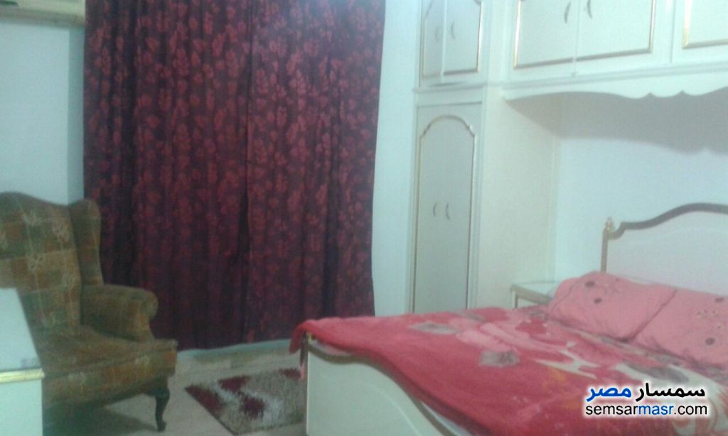 Photo 2 - Apartment 2 bedrooms 1 bath 150 sqm super lux For Rent Mohandessin Giza