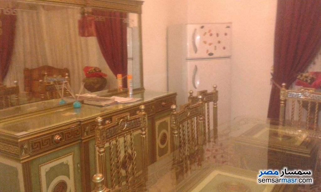 Photo 7 - Apartment 2 bedrooms 1 bath 150 sqm super lux For Rent Mohandessin Giza