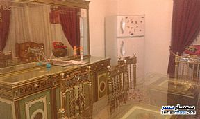Apartment 2 bedrooms 1 bath 150 sqm super lux For Rent Mohandessin Giza - 7
