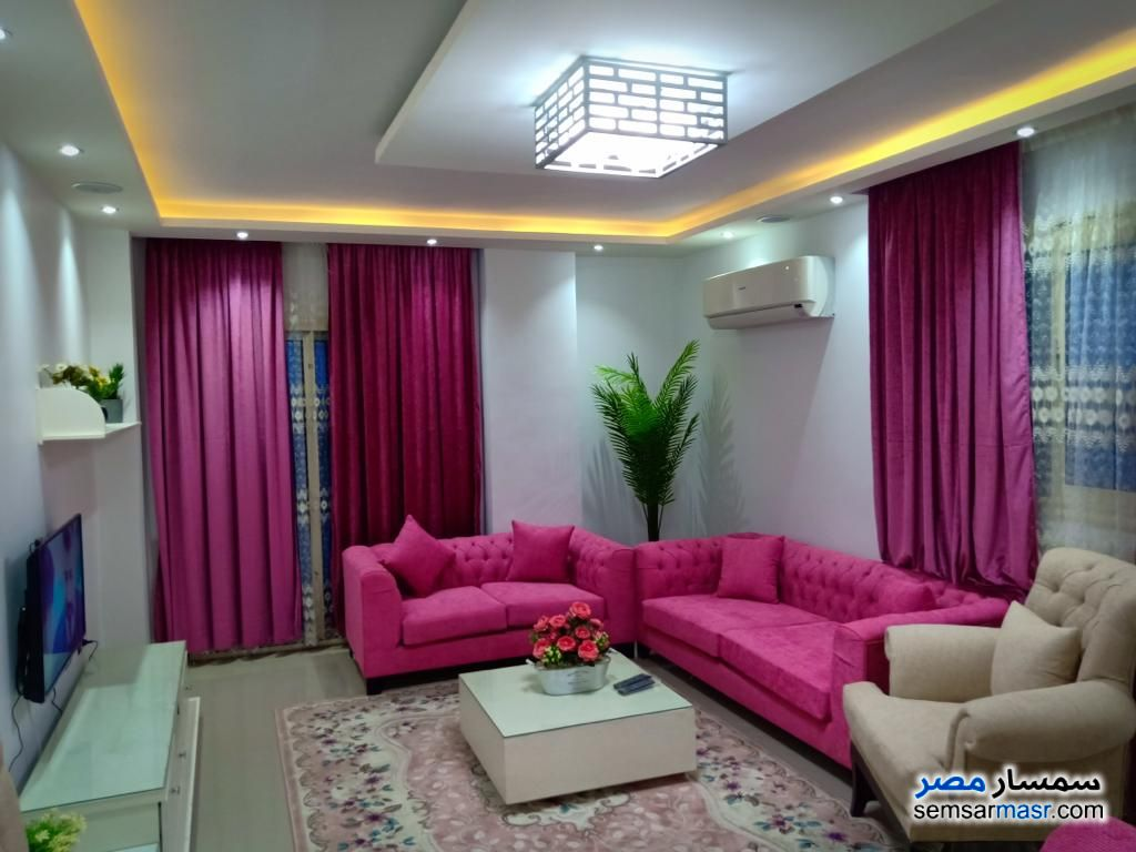 Photo 1 - Apartment 3 bedrooms 3 baths 210 sqm super lux For Rent Mohandessin Giza