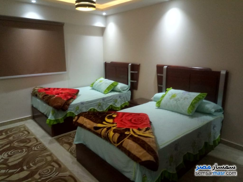 Photo 4 - Apartment 3 bedrooms 3 baths 210 sqm super lux For Rent Mohandessin Giza