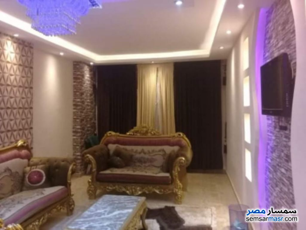 Photo 1 - Apartment 3 bedrooms 1 bath 150 sqm super lux For Rent Haram Giza