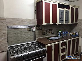 Apartment 2 bedrooms 2 baths 150 sqm extra super lux For Rent Mohandessin Giza - 3