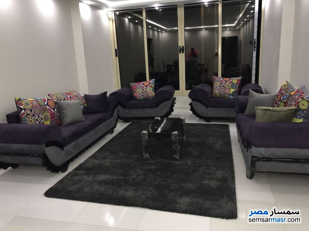 Photo 1 - Apartment 2 bedrooms 2 baths 150 sqm extra super lux For Rent Mohandessin Giza