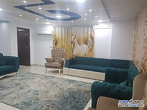 Ad Photo: Apartment 3 bedrooms 2 baths 200 sqm super lux in Agouza  Giza
