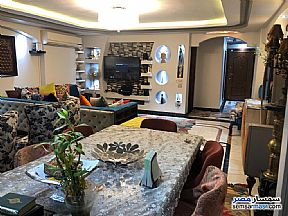 Apartment 3 bedrooms 2 baths 160 sqm extra super lux For Rent Heliopolis Cairo - 4