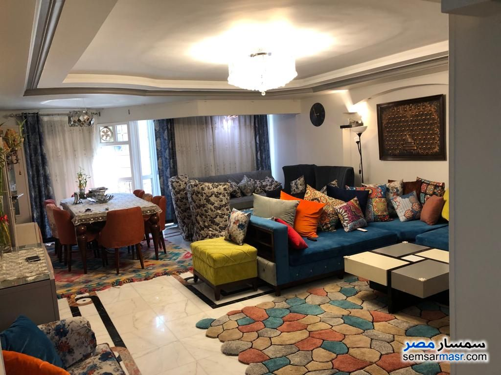 Photo 1 - Apartment 3 bedrooms 2 baths 160 sqm extra super lux For Rent Heliopolis Cairo