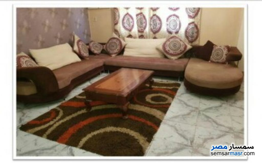Photo 11 - Apartment 4 bedrooms 2 baths 250 sqm super lux For Rent Mohandessin Giza
