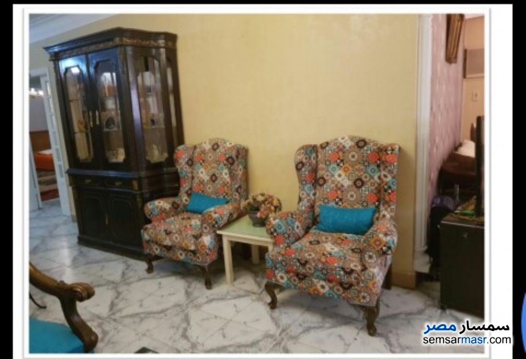 Photo 3 - Apartment 4 bedrooms 2 baths 250 sqm super lux For Rent Mohandessin Giza