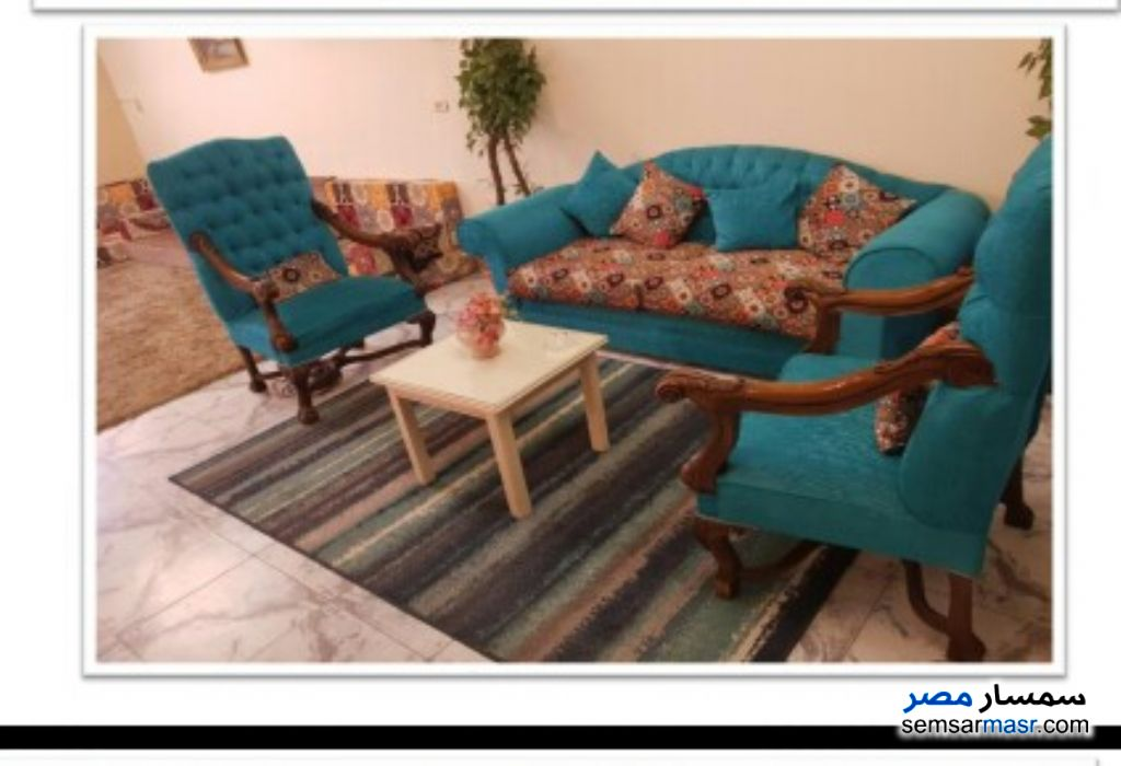Photo 6 - Apartment 4 bedrooms 2 baths 250 sqm super lux For Rent Mohandessin Giza