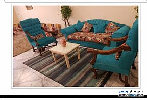 Apartment 4 bedrooms 2 baths 250 sqm super lux For Rent Mohandessin Giza - 6