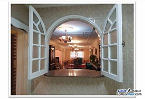 Apartment 4 bedrooms 2 baths 250 sqm super lux For Rent Mohandessin Giza - 9