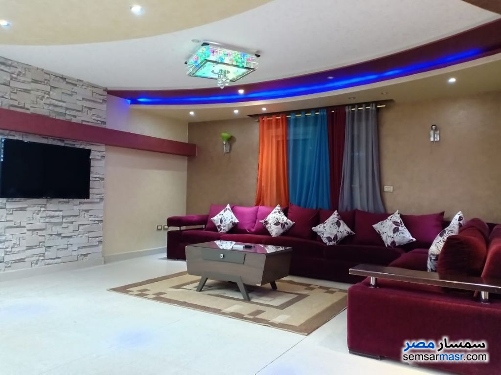 Ad Photo: Apartment 3 bedrooms 3 baths 250 sqm extra super lux in Egypt