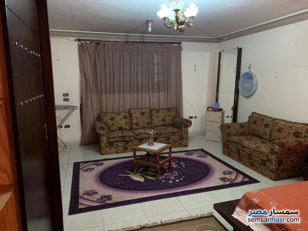 Photo 1 - Apartment 3 bedrooms 2 baths 130 sqm super lux For Rent Mohandessin Giza