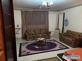 Apartment 3 bedrooms 2 baths 130 sqm super lux For Rent Mohandessin Giza - 2