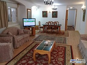 Apartment 3 bedrooms 2 baths 180 sqm super lux For Rent Mohandessin Giza - 2