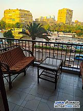 Apartment 2 bedrooms 1 bath 165 sqm super lux For Rent Mohandessin Giza - 1
