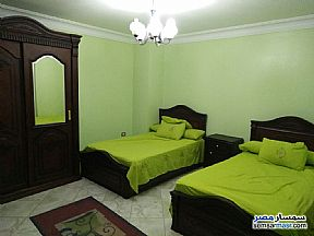 Apartment 2 bedrooms 1 bath 150 sqm super lux For Rent Mohandessin Giza - 1