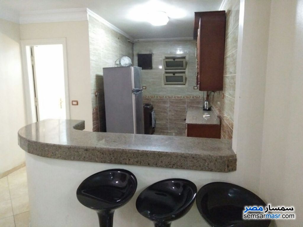 Photo 8 - Apartment 2 bedrooms 1 bath 150 sqm super lux For Rent Mohandessin Giza