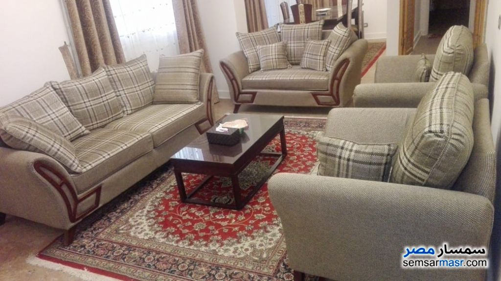 Photo 6 - Apartment 2 bedrooms 1 bath 120 sqm super lux For Rent Mohandessin Giza