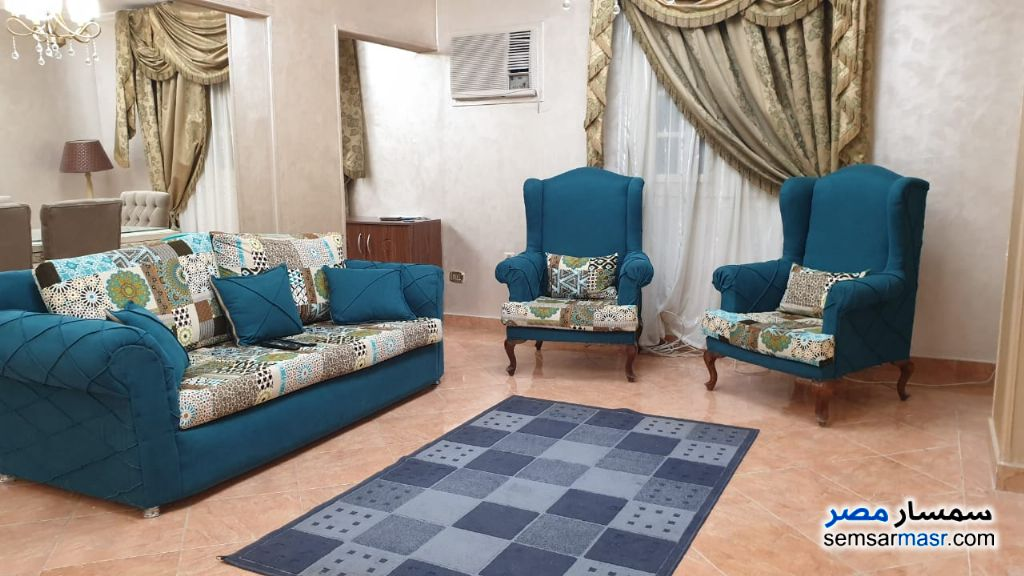 Photo 3 - Apartment 2 bedrooms 1 bath 120 sqm extra super lux For Rent Heliopolis Cairo