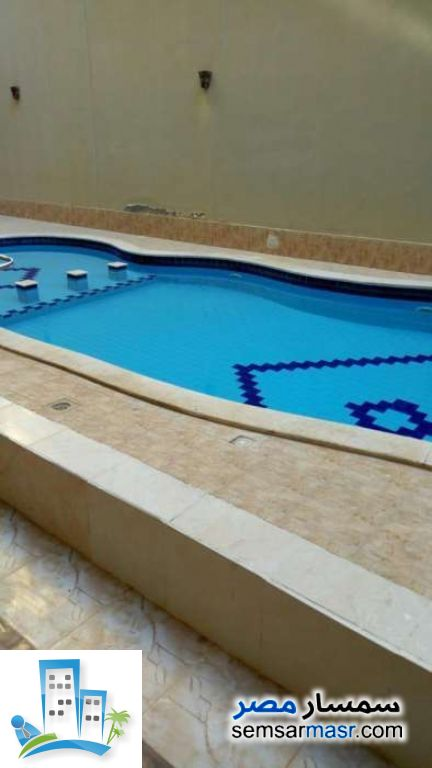 Apartment 1 bedroom 1 bath 55 sqm super lux For Rent Hurghada Red Sea - 1