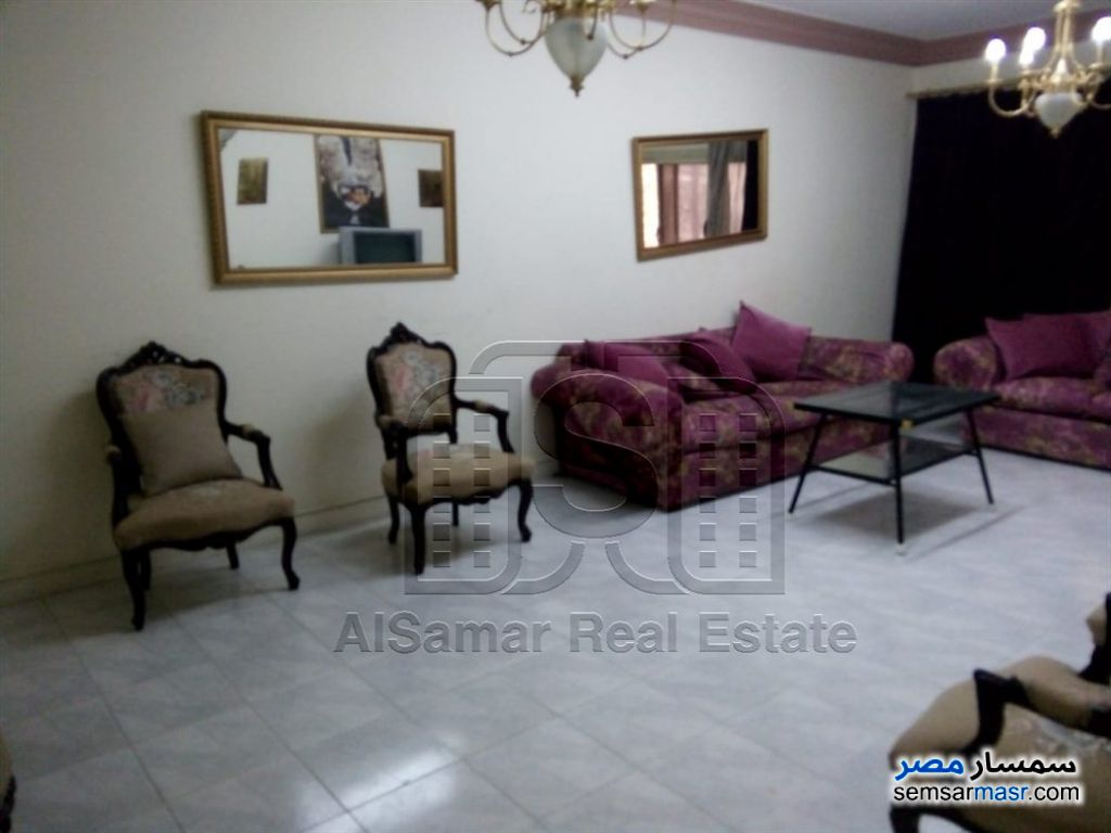 Photo 11 - Apartment 2 bedrooms 1 bath 130 sqm extra super lux For Rent Maadi Cairo