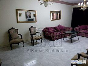 Apartment 2 bedrooms 1 bath 130 sqm extra super lux For Rent Maadi Cairo - 11
