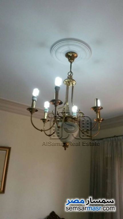 Photo 7 - Apartment 2 bedrooms 1 bath 130 sqm extra super lux For Rent Maadi Cairo