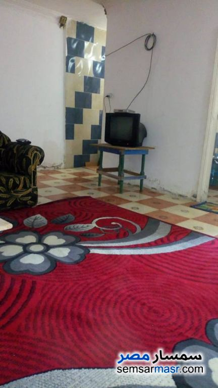 Photo 1 - Apartment 2 bedrooms 1 bath 90 sqm super lux For Rent Haram Giza