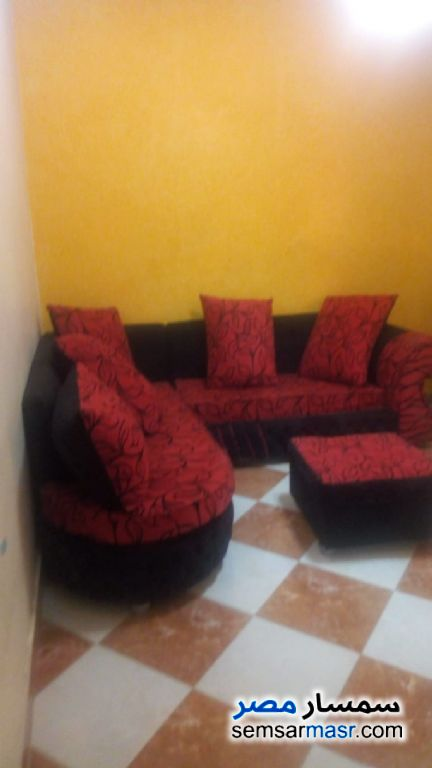 Photo 20 - Apartment 2 bedrooms 1 bath 120 sqm super lux For Rent Haram Giza