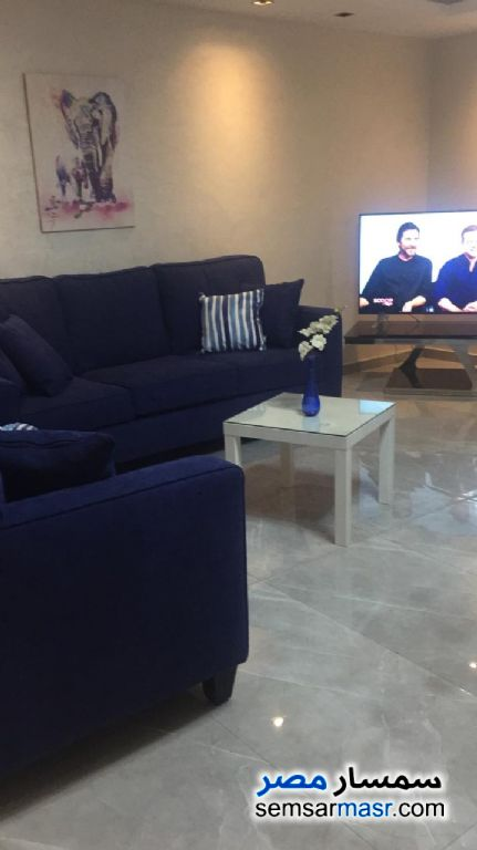 Photo 1 - Apartment 3 bedrooms 3 baths 200 sqm super lux For Rent Dokki Giza