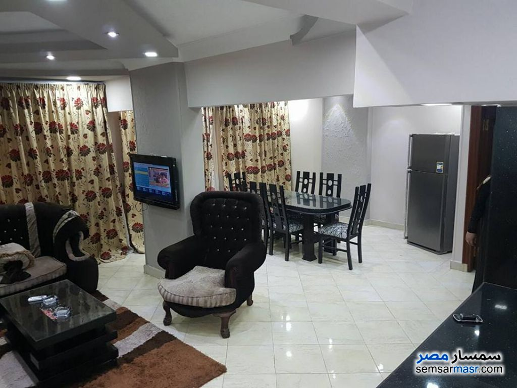Photo 1 - 2 bedrooms 1 bath 120 sqm extra super lux For Rent Sheraton Cairo