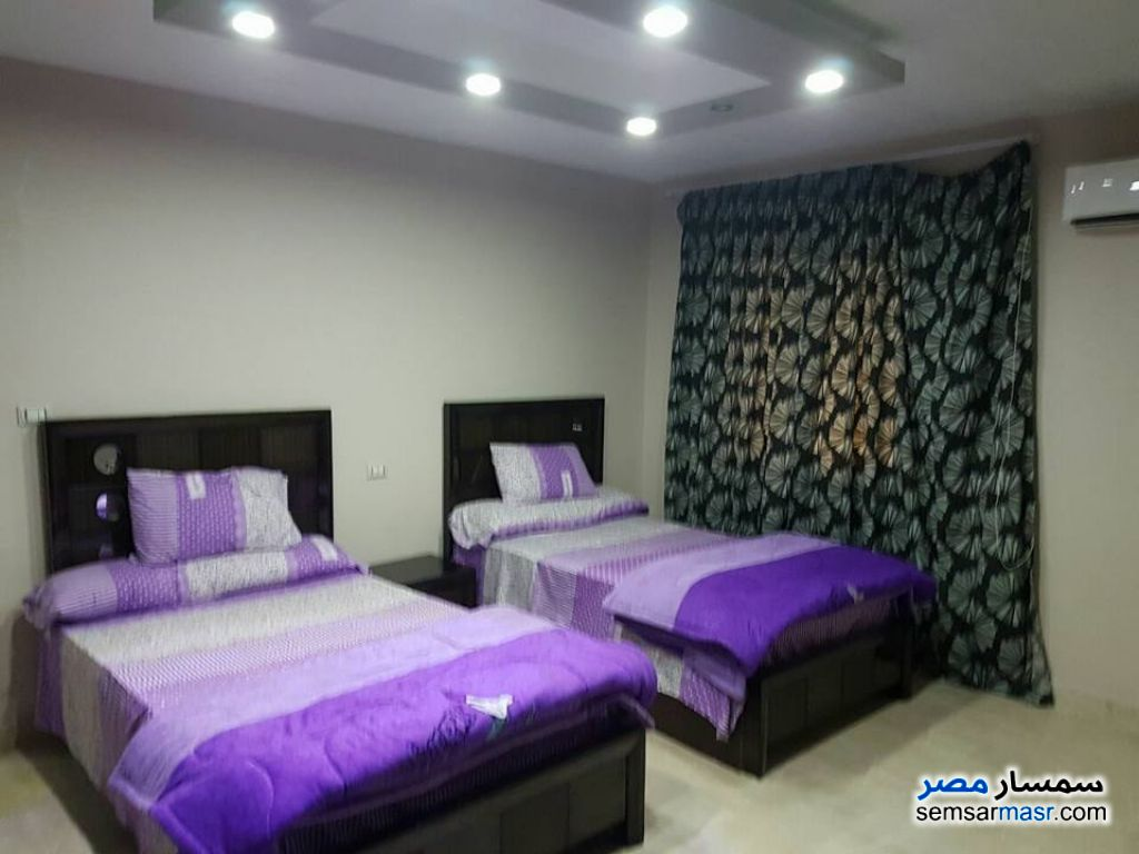 Photo 4 - 2 bedrooms 1 bath 120 sqm extra super lux For Rent Sheraton Cairo