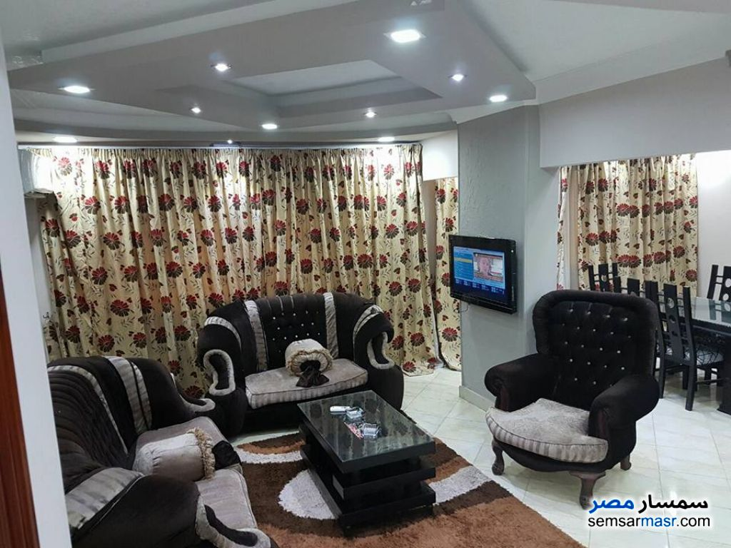 Photo 12 - 2 bedrooms 1 bath 120 sqm extra super lux For Rent Sheraton Cairo