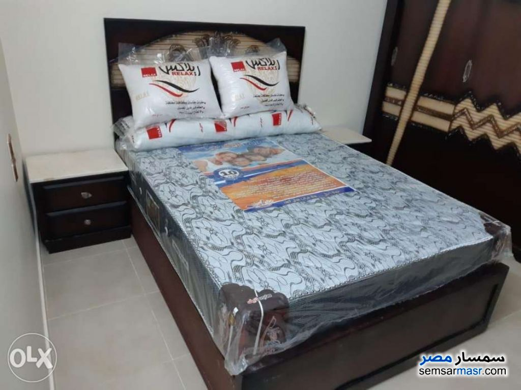 Photo 2 - Apartment 2 bedrooms 1 bath 100 sqm super lux For Rent Faisal Giza