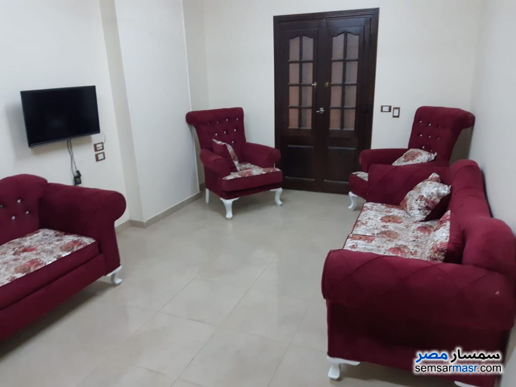 Photo 3 - Apartment 2 bedrooms 1 bath 100 sqm super lux For Rent Faisal Giza