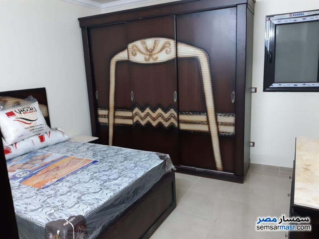 Photo 5 - Apartment 2 bedrooms 1 bath 100 sqm super lux For Rent Faisal Giza