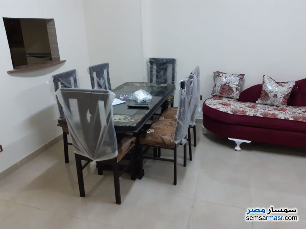 Photo 4 - Apartment 2 bedrooms 1 bath 100 sqm super lux For Rent Faisal Giza